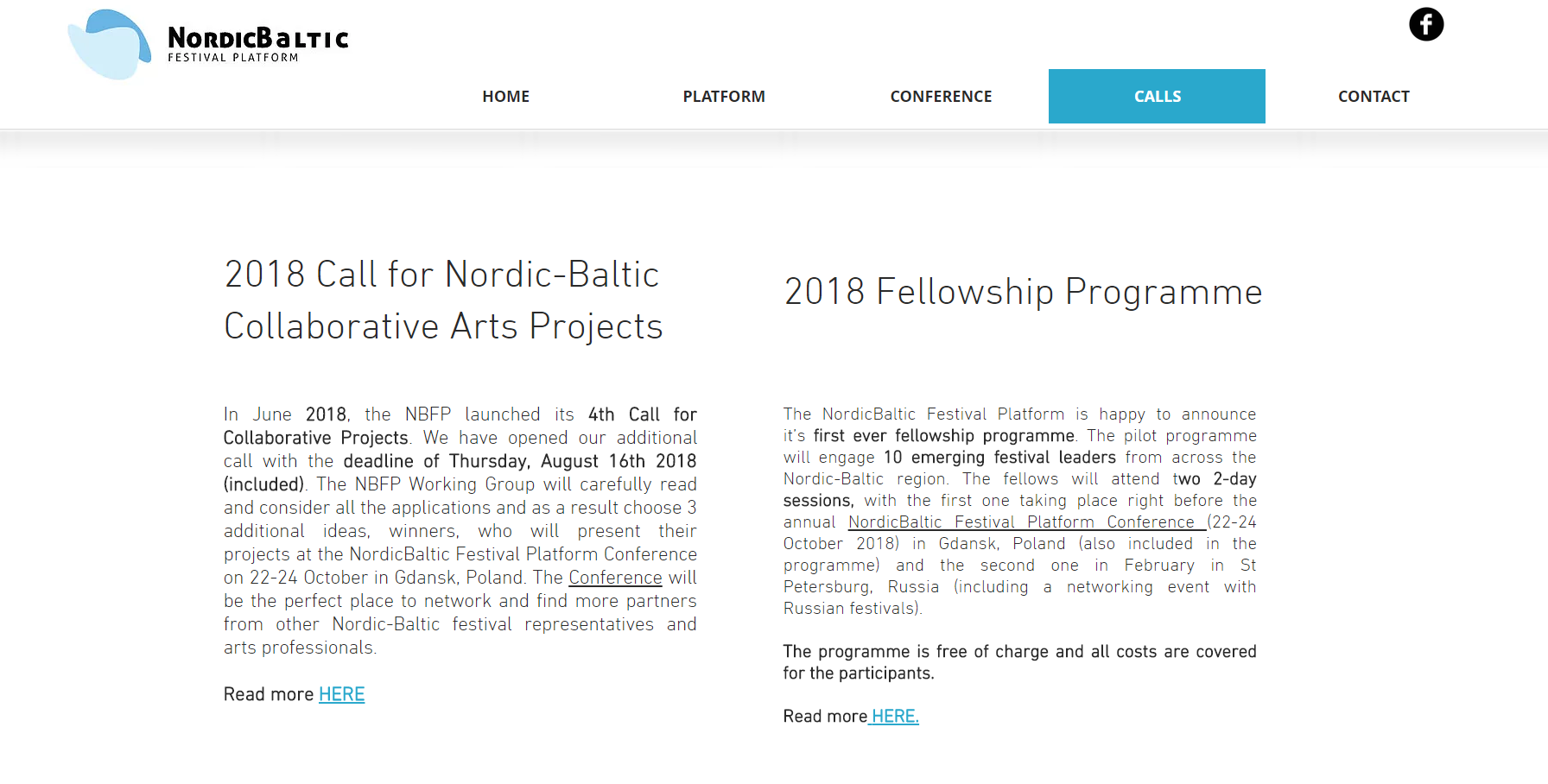 Additional Call For Collaborative Arts Festival Projects In The Scr Applications Deadline August 16th At 2359 Cet Open To Festivals Across Sector Nordic And Baltic Sea Region